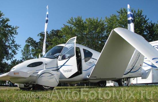 Летающий автомобиль Terrafugia Transition