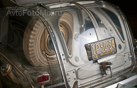 """Ретро автомобили Америки: """"стеклянный"""" Понтиак 1939"""