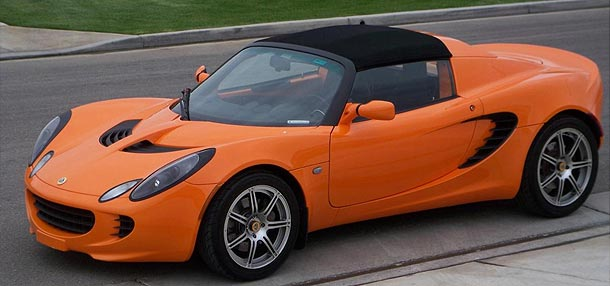Автомобиль Лотус 2006. Родстер Lotus Elise