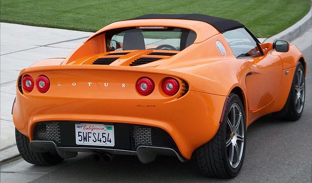 Автомобиль Lotus Elise 2006